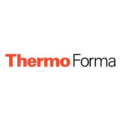 free vector Thermo forma