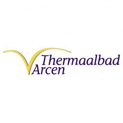 free vector Thermaalbad arcen
