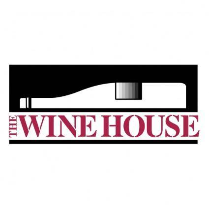 free vector The wine house