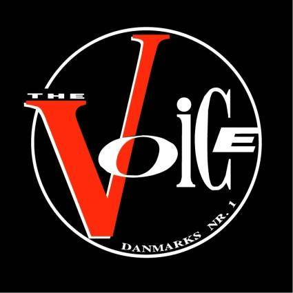 free vector The voice