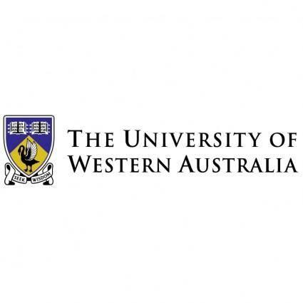 free vector The university of western australia