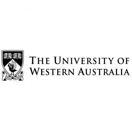 free vector The university of western australia 0