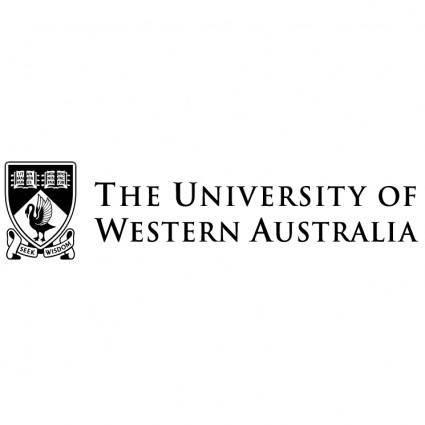 free vector The university of western australia 0