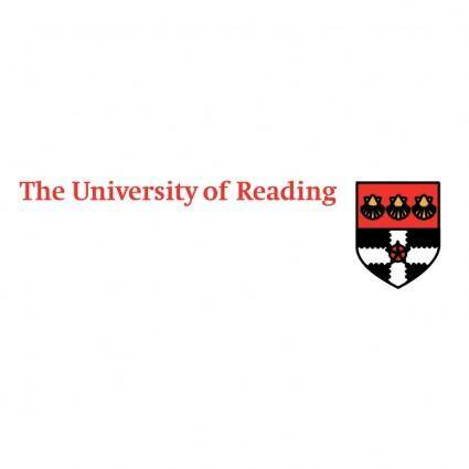 free vector The university of reading