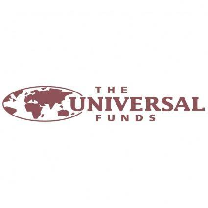 free vector The universal funds