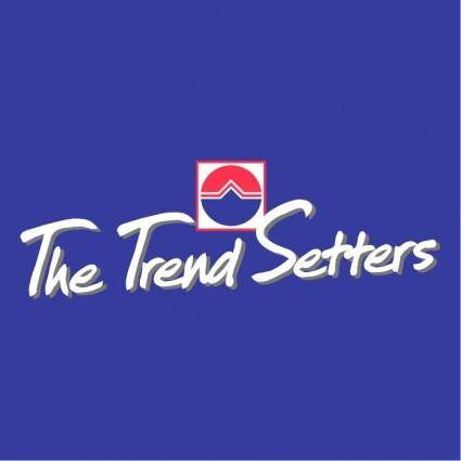 free vector The trend setters