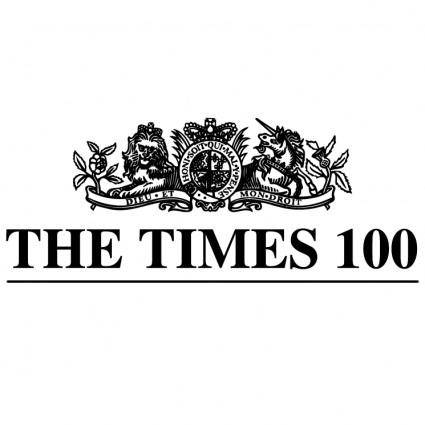 The times 100