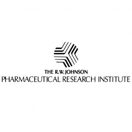 free vector The rw johnson pharmaceutical research institute