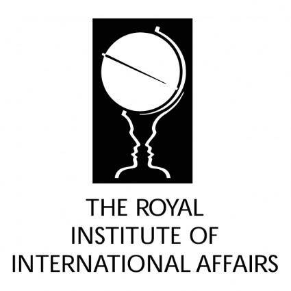 free vector The royal institute of international affairs