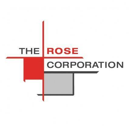 free vector The rose corporation