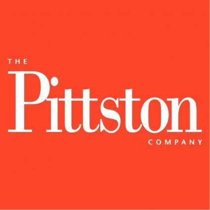 free vector The pittston company