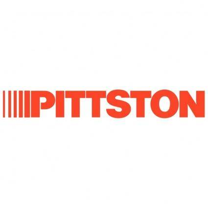 The pittston company 0
