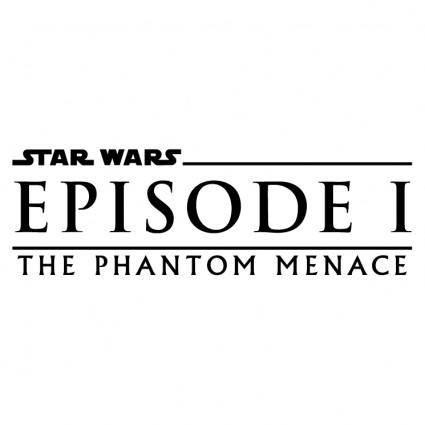 free vector The phantom menace