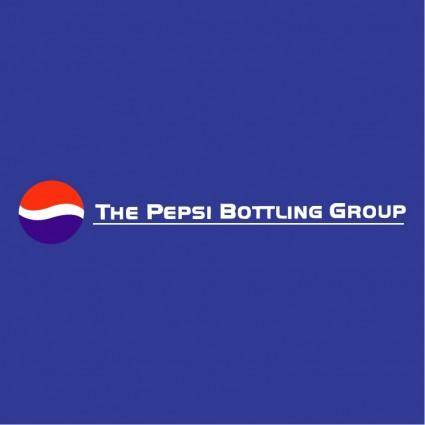 free vector The pepsi bottling group