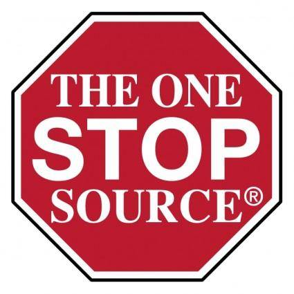 The one stop source