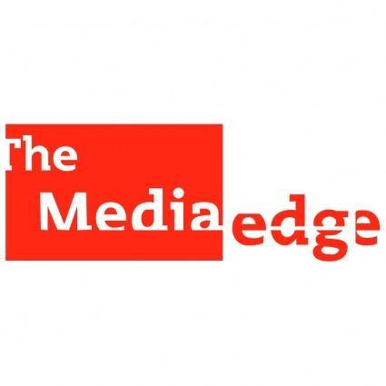 free vector The media edge