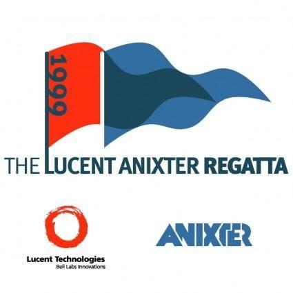 free vector The lucent anixter regata