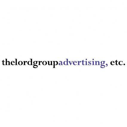 The lord group advertising