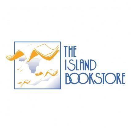 free vector The island bookstore