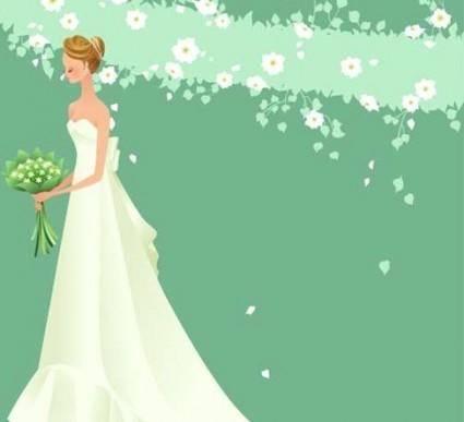 free vector Wedding Vector Graphic 36
