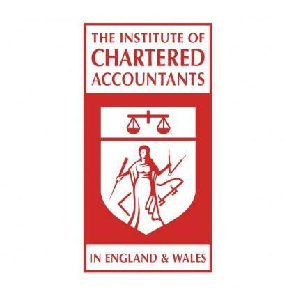 free vector The institute of chartered accountants