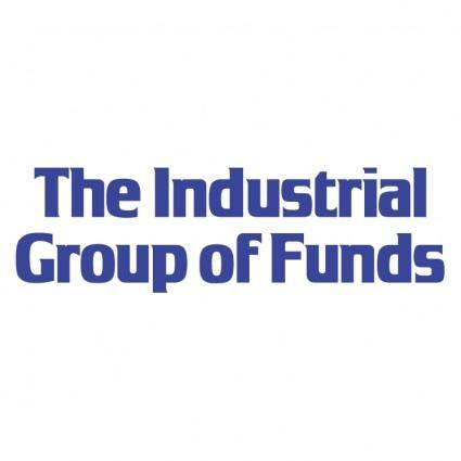 free vector The industrial group of funds