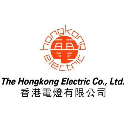 free vector The hongkong electric