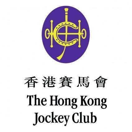free vector The hong kong jockey club