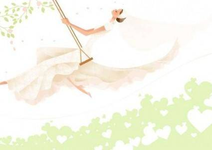 free vector Wedding Vector Graphic 37