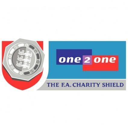 free vector The fa charity shield