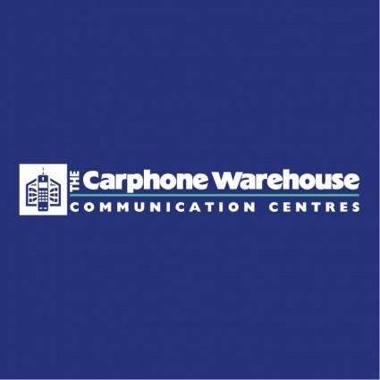 free vector The carphone warehouse