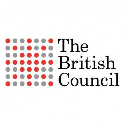 free vector The british council 1