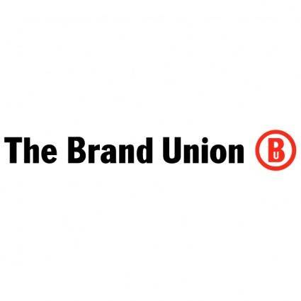 free vector The brand union