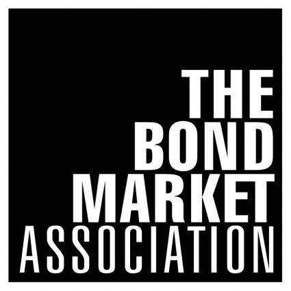 free vector The bond market association