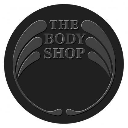 free vector The body shop 0