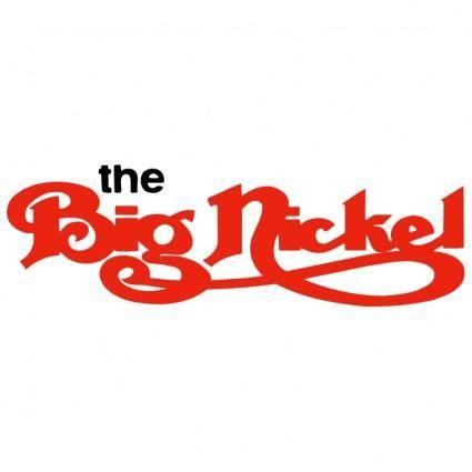 free vector The big nickel
