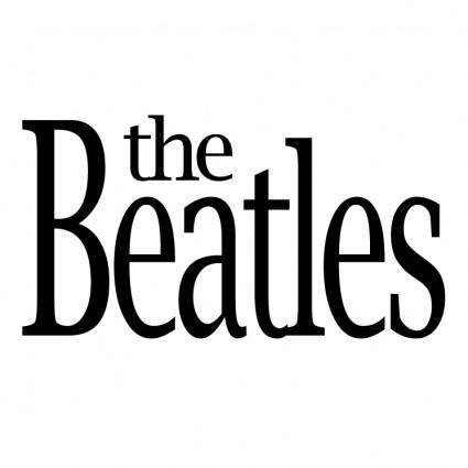 free vector The beatles