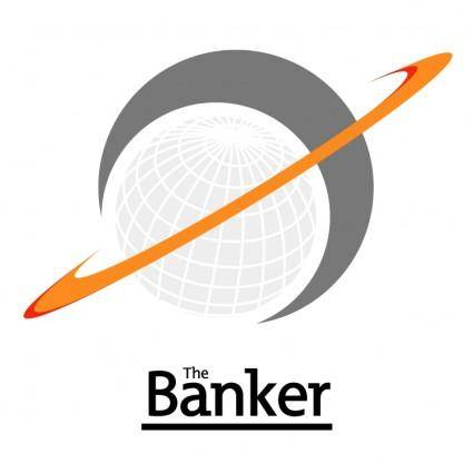 free vector The banker award