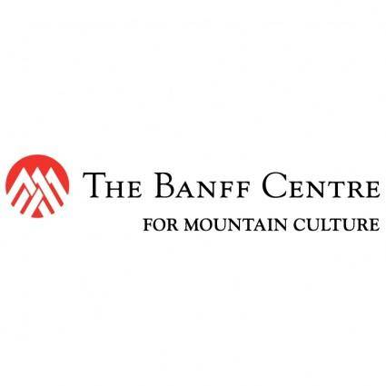 free vector The banff centre 0
