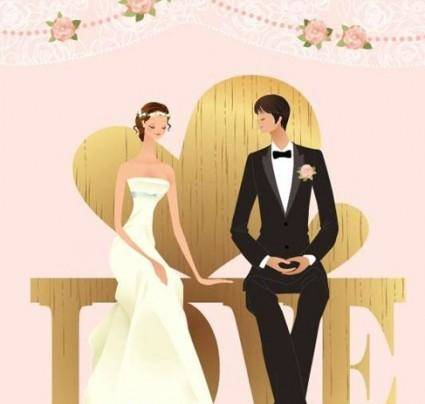 Wedding Vector Graphic 29
