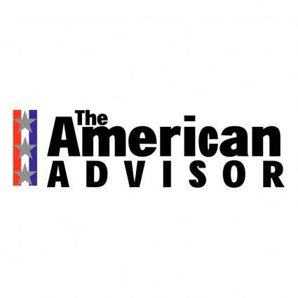The american advisor