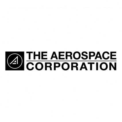 free vector The aerospace corporation