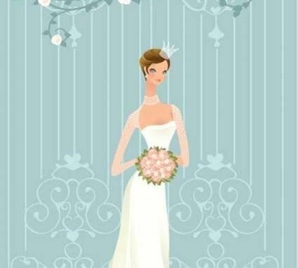 free vector Wedding Vector Graphic 30