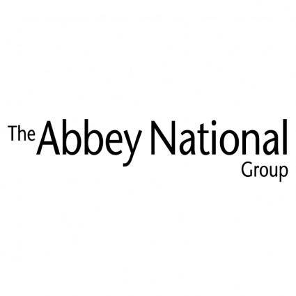 free vector The abbey national group