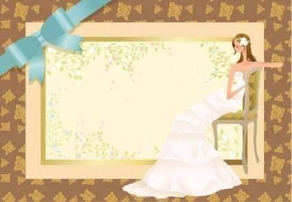 free vector Wedding Vector Graphic 31