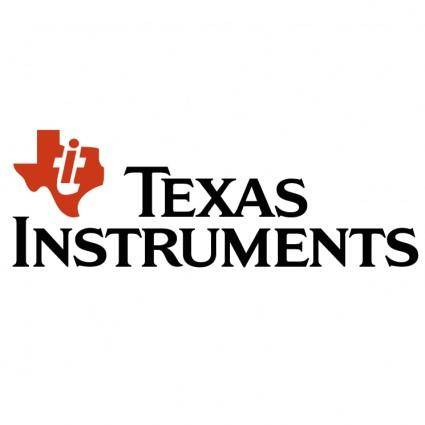 free vector Texas instruments 0