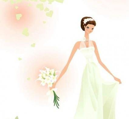 free vector Wedding Vector Graphic 32