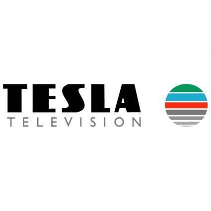 Tesla television