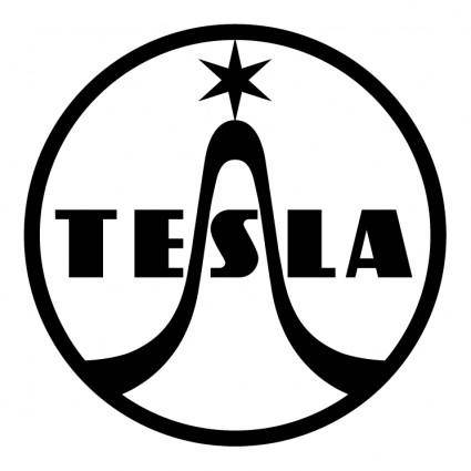 free vector Tesla 1