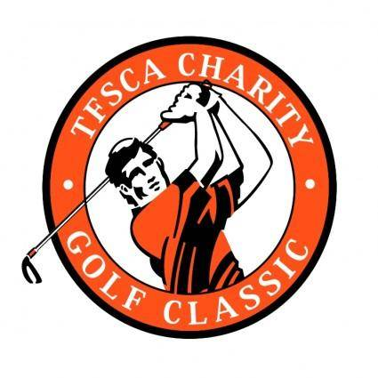 free vector Tesca charity golf classic